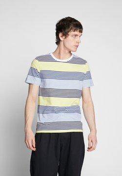 Jack & Jones - JCOARAF TEE CREW NECK - Print T-shirt - sulphur spring