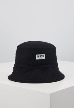 Moss Copenhagen - EMILIA BUCKET HAT - Hattu - black