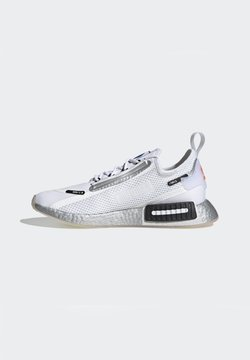 adidas Originals - NMD_R1 SPECTOO SHOES - Sneakersy niskie - white