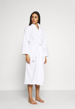 Marks & Spencer London - PLAIN TOWELLING GOWN - Peignoir - white