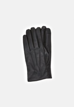 Pier One - LEATHER TOUCH SCREEN - Fingervantar - black