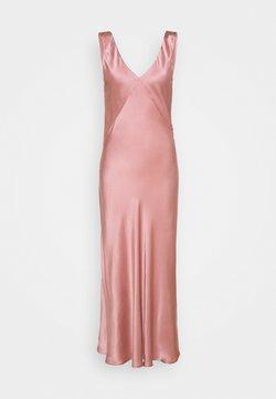 ASCENO - THE DRESS LONG - Nachthemd - dusty rose