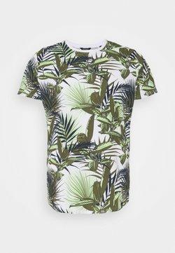 Shine Original - REPEAT - T-shirt imprimé - white