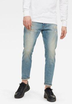 G-Star - TAPERED - Jeans Slim Fit - vintage carolina blue