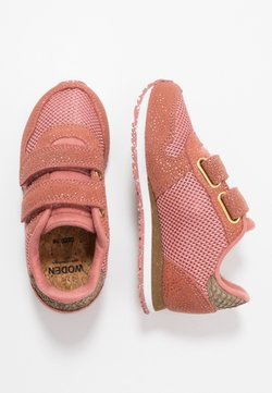 Woden - SANDRA - Sneakers laag - canyon rose