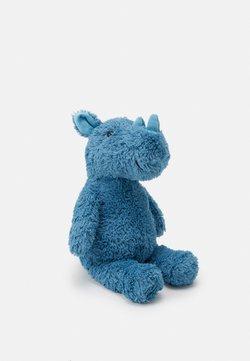 Jellycat - CUSHY RHINO UNISEX - Peluche - blue
