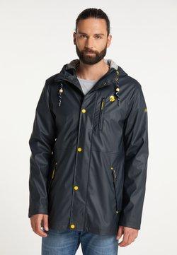 Schmuddelwedda - Regenjacke / wasserabweisende Jacke - dunkelmarine