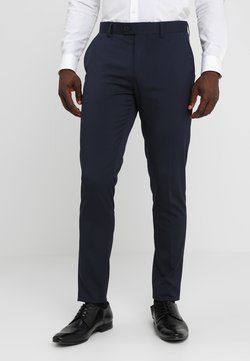Casual Friday - Anzughose - navy
