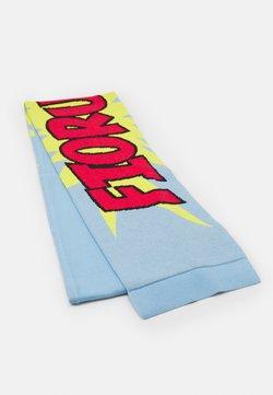 Fiorucci - WHAM LOGO SCARF UNISEX - Foulard - blue
