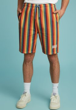 Guess - Shorts - gemustert multicolor