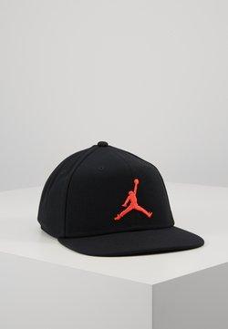 Jordan - JORDAN PRO JUMPMAN SNAPBACK - Cap - black/infrared