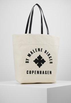 By Malene Birger - FLORA TOTE - Shoppingväska - soft white