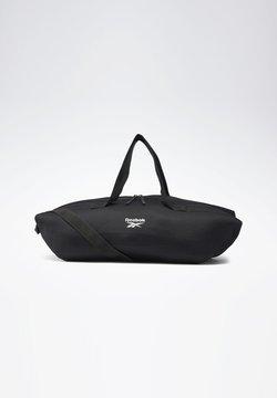 Reebok - TRAINING SUPPLY BAG - Sports bag - black