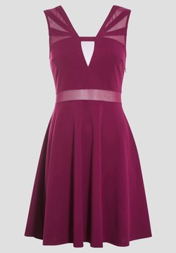 Cache Cache - Cocktailkleid/festliches Kleid - violet foncé