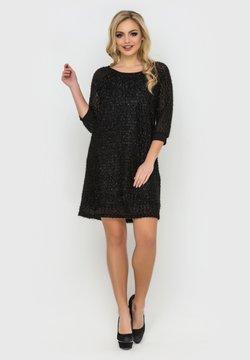 Santali - OVERSIZED  - Cocktailkleid/festliches Kleid - schwarz