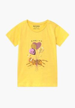 Blue Seven - SMALL GIRLS BALLOON TIGER - T-Shirt print - stroh
