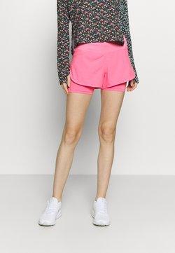 Nike Performance - ECLIPSE 2 IN 1 - Pantalón corto de deporte - pink glow