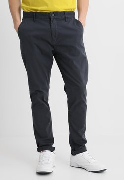 Minimum - NORTON - Trousers - navy blazer