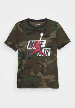 Jordan - JUMPMAN CLASSICS CAMO - T-shirt imprimé - multi coloured
