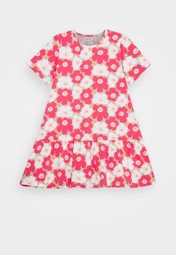 Marimekko - IHAILLA UNIKKO DRESS - Jerseykjoler - beige/pink/white