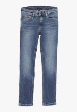 Tommy Hilfiger - STEVE SLIM TAPERED  - Jeans Straight Leg - denim