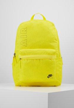 Nike Sportswear - AIR HERITAGE  - Rugzak - opti yellow/black