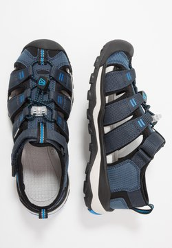 Keen - NEWPORT NEO H2 - Trekkingsandale - blue nights/brilliant blue