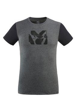 Millet - COMPOSITE - T-shirt imprimé - kaki