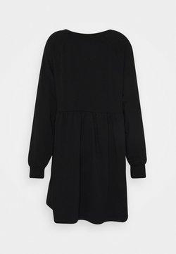 ONLY - ONLCHLOE SHORT DRESS - Freizeitkleid - black
