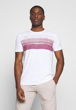 Marc O'Polo - T-Shirt print - white/baroque rose