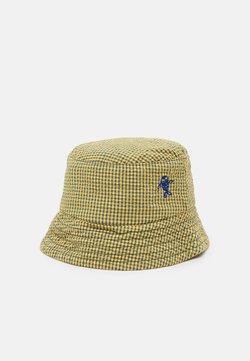 TINYCOTTONS - BUCKET HAT UNISEX - Hut - yellow/iris blue