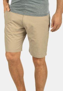 Solid - CHINOSHORTS THEMENT - Shorts - dune