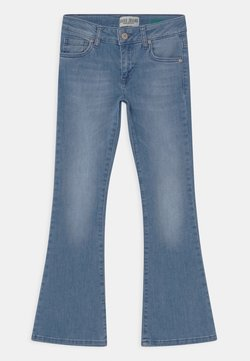Cars Jeans - VERONIQUE - Bootcut-farkut - light-blue denim
