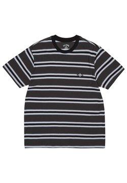 Billabong - DIE CUT  - T-Shirt print - asphalt
