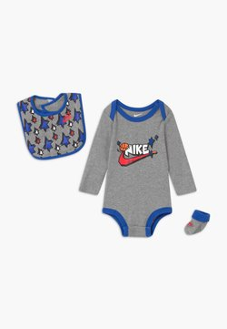 Nike Sportswear - SPORT FUTURA UNISEX SET - Geschenk zur Geburt - grey