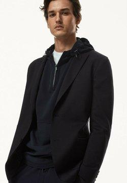 Massimo Dutti - SLIM FIT - Sakko - dark blue