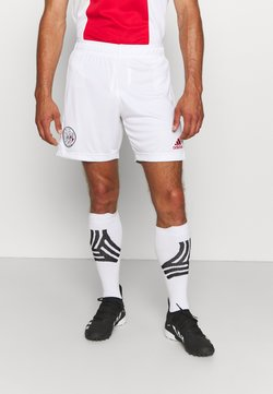 adidas Performance - AJAX AMSTERDAM - Artykuły klubowe - white/stone