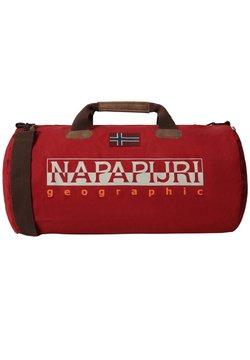 Napapijri - BERING  - Bolsa de fin de semana - old red