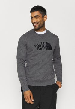 The North Face - DREW PEAK - Sweater - mottled grey