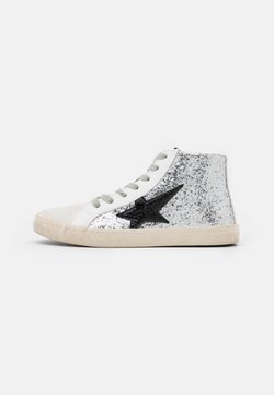 Le Temps Des Cerises - CITY - Höga sneakers - high glitter