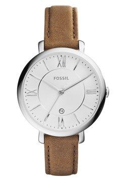 Fossil - JACQUELINE - Horloge - hellbraun