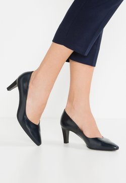 Peter Kaiser - MANI - Pumps - navy/chevro