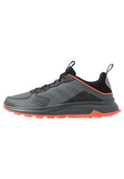 adidas Performance - RESPONSE TRAIL - Trail hardloopschoenen - grey six/dove grey/core black
