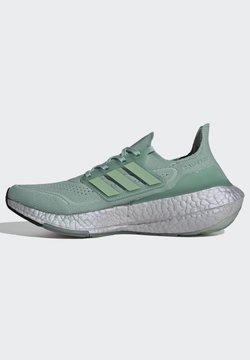adidas Performance - ULTRABOOST  - Laufschuh Neutral - green