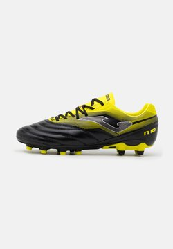 Joma - N10 - Moulded stud football boots - black/yellow