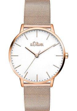 s.Oliver - Uhr - rosé