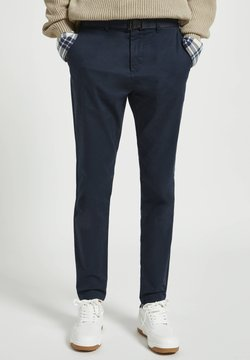 PULL&BEAR - Chinot - dark blue