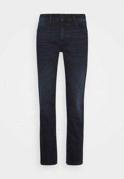 Marc O'Polo - Jeans Straight Leg - blue-black denim