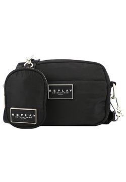 Replay - Sac bandoulière - black
