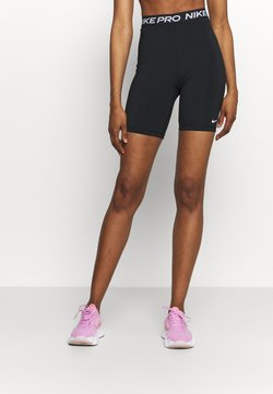 Nike Performance - 365 SHORT HI RISE - Tights - black